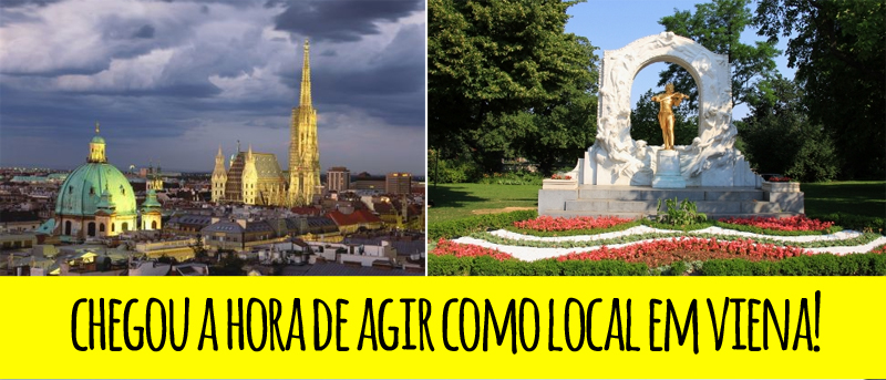 Act like a local – Viena