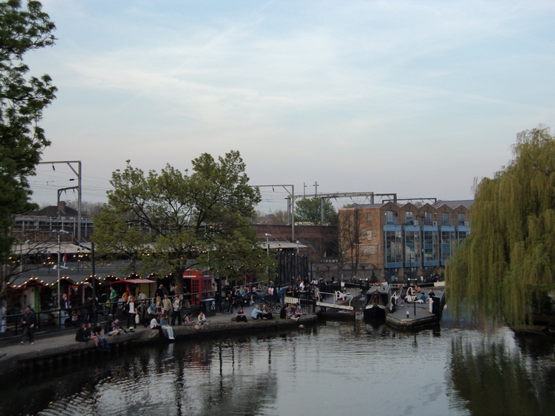 Camden. We love it!!!! =D