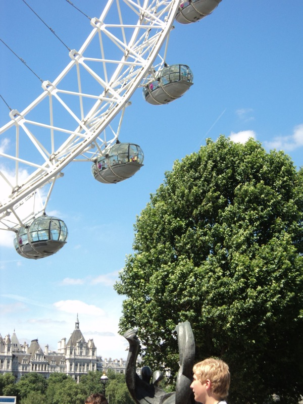 Passeios que valem o investimento: London Eye