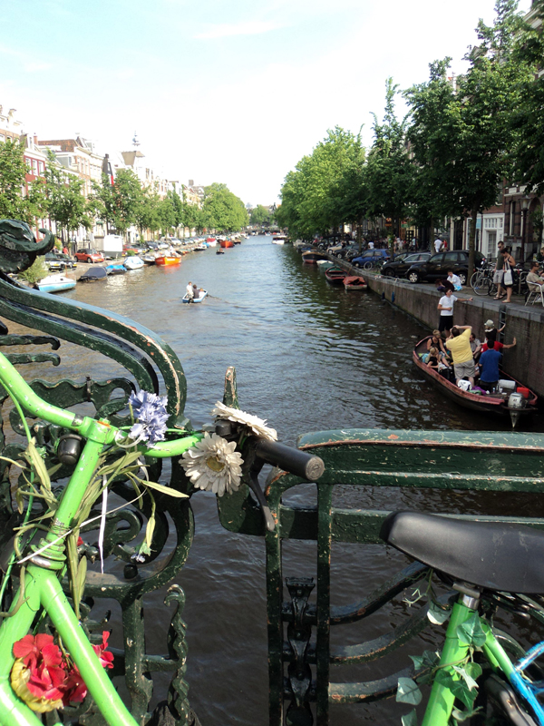 This is SO Amsterdam!