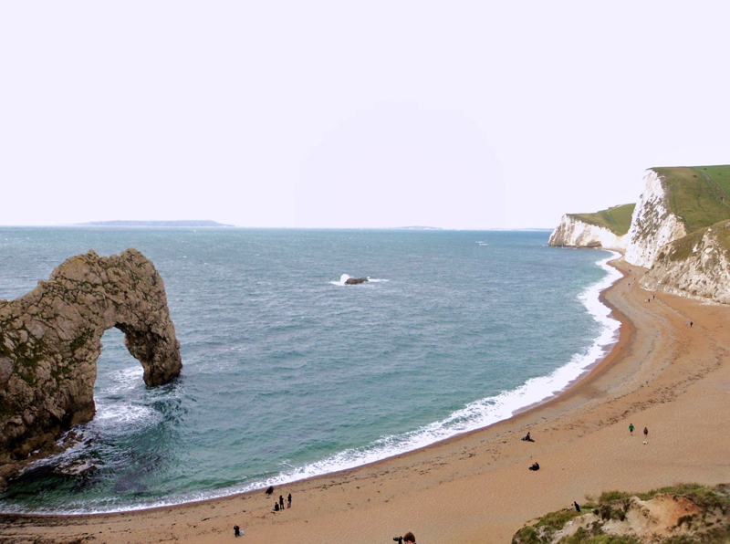 Windsor, Cheddar Gorge, Bournemouth e Durdle Door: let's go get lost