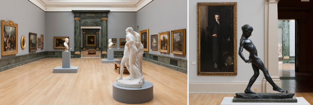 A Walk through British Art -