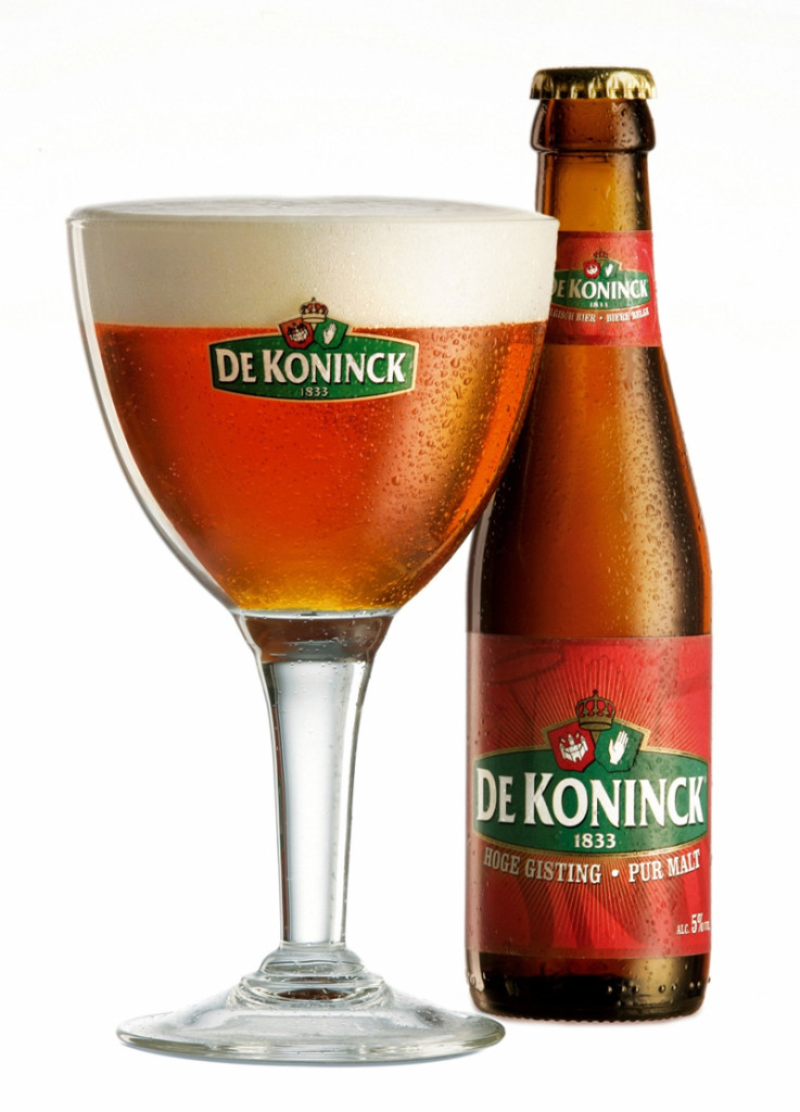Act like a local - Antuerpia - Bolleke Koninck