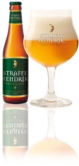 Act like a local - Bruges - Straffe Hendrik