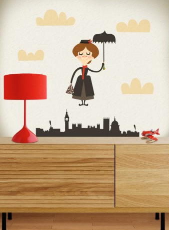 Meu Adoravel Iglu - Mary Poppins