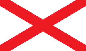 bandeira antiga da irlanda do norte