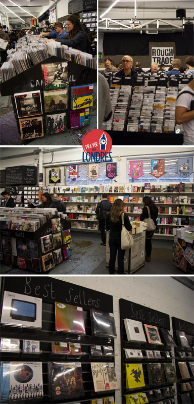 Brick Lane - London - books-cds