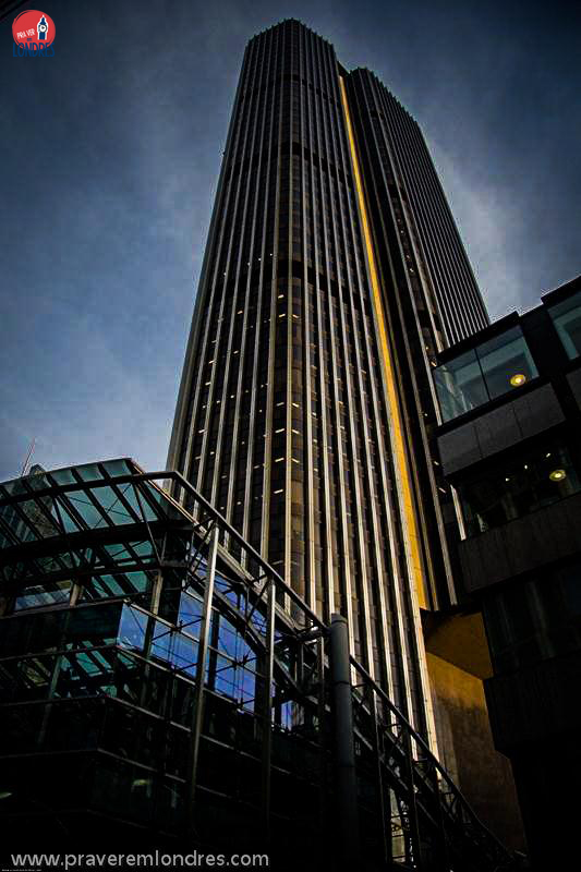 Tower 42 - London