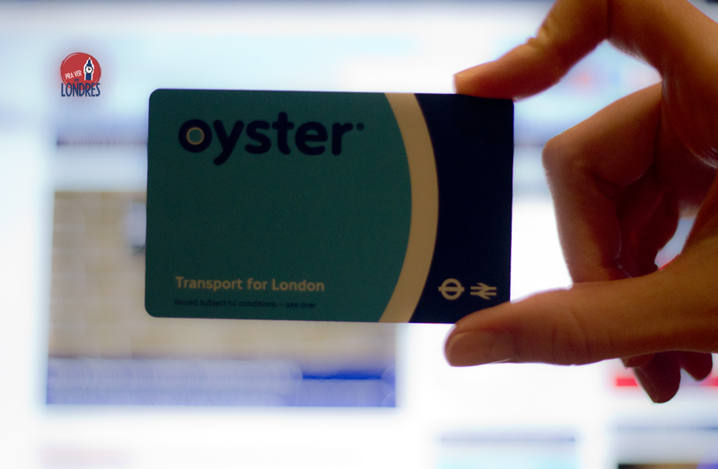 Oyster Card - Londres