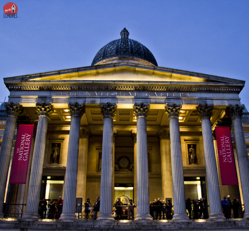 The National Gallery - London