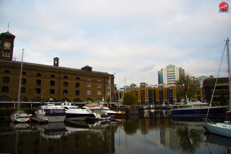 st katherines docks - london