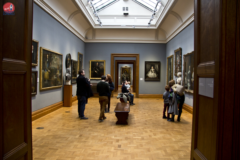 National Portait Gallery - Londres - museus de Londres