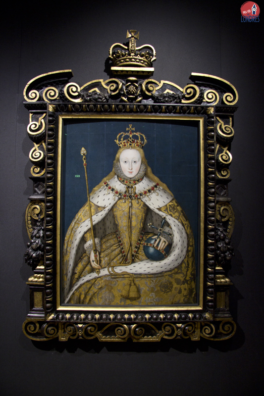The Queen - National Portrait Gallery - Londres