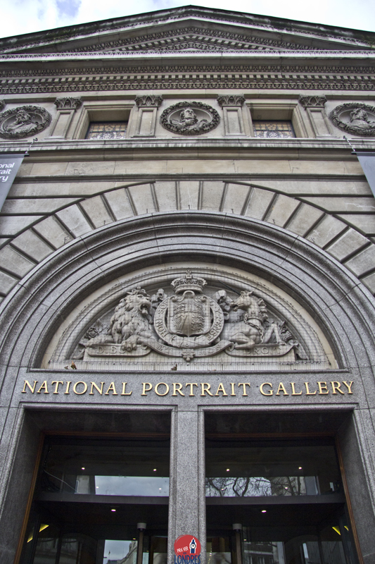 museus de Londres - National Portrait Gallery