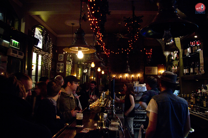 Pub Hawley Arms - Londres