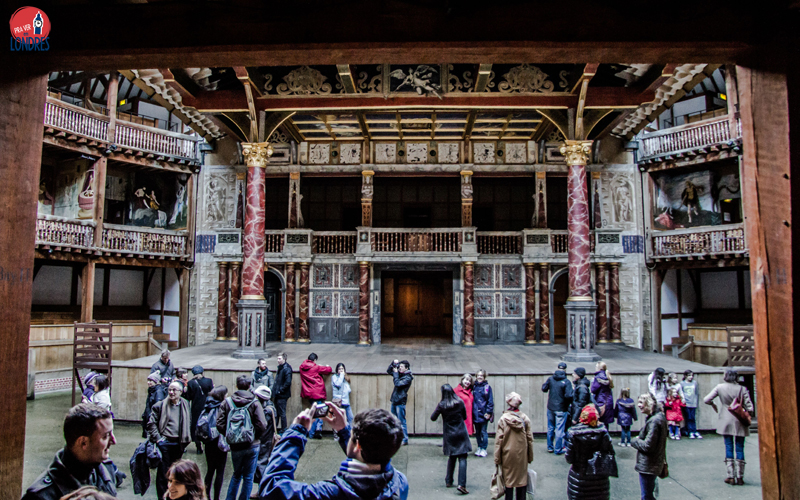 Shakespeare's Globe Londres - geral copy