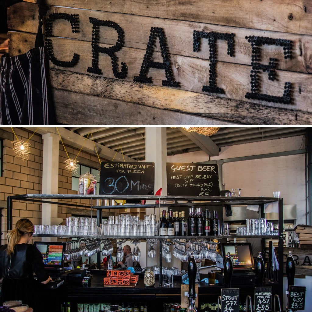 crate brewery - londres - bar