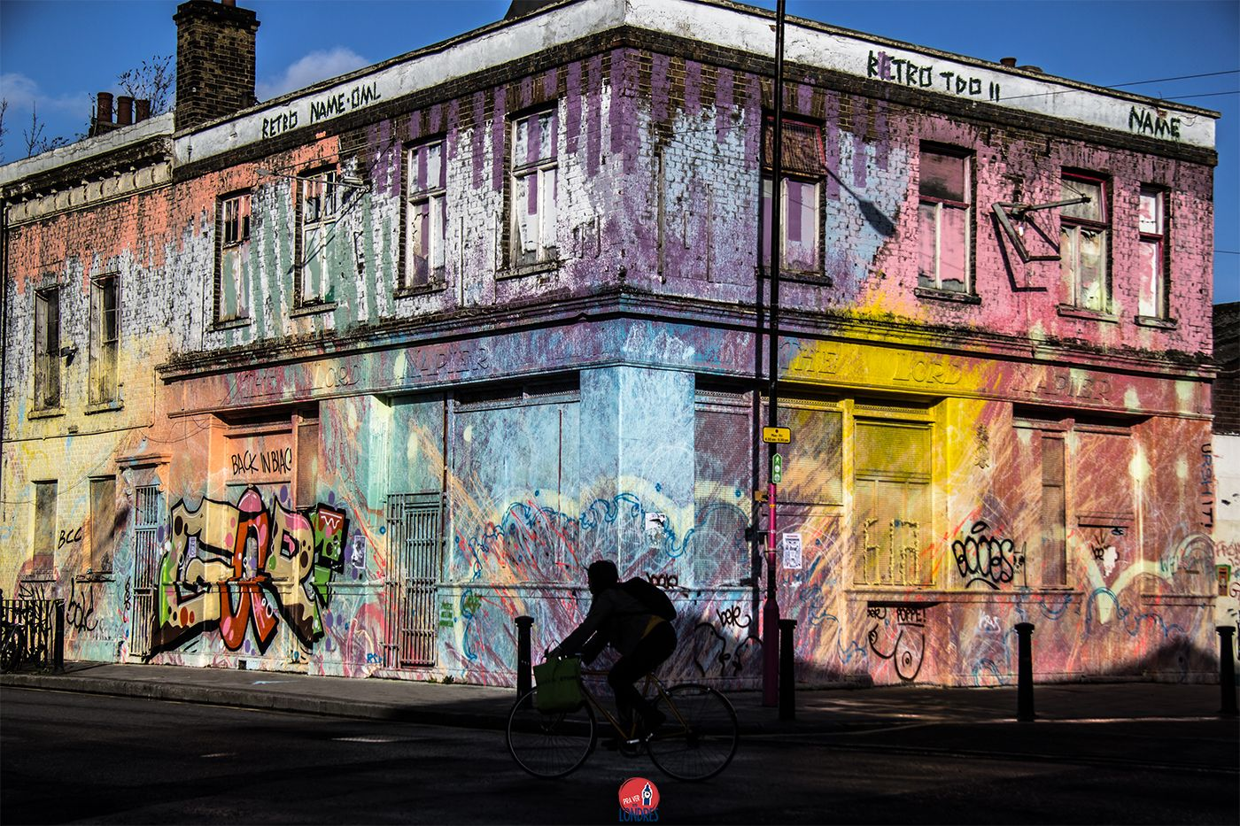 hackney wick - londres
