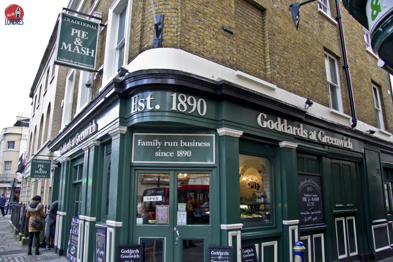 Goddards - traditional pie and mash