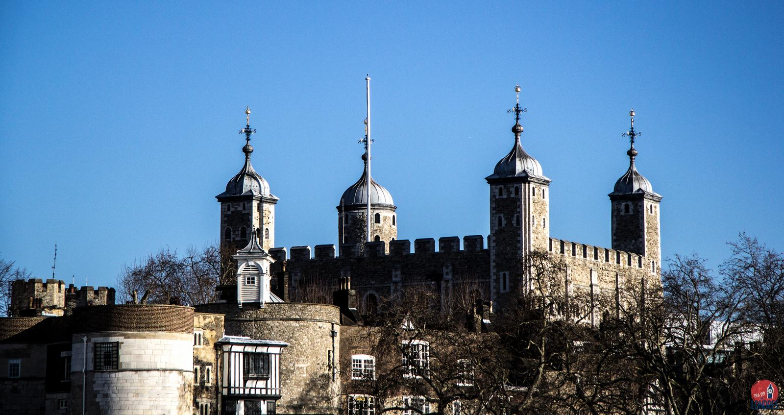 tour de pubs Pra ver em Londres - Tower of London