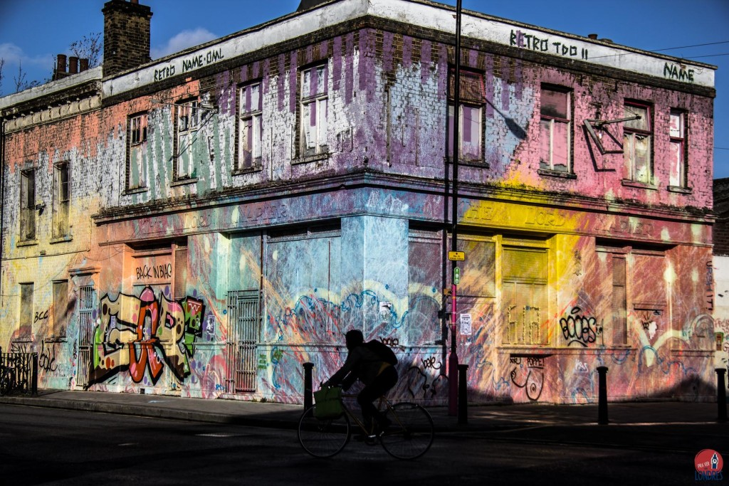fotos de londres - hackney wick