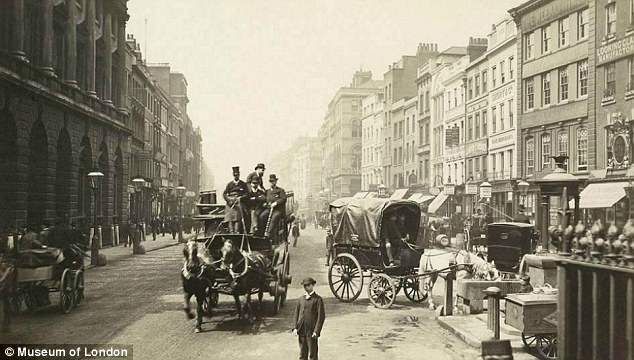 Victorian London in Photographs - exposição fotografia de londres