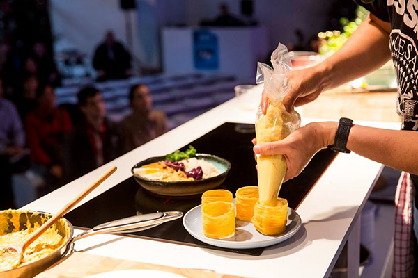festival de gastronomia em londres - taste of london