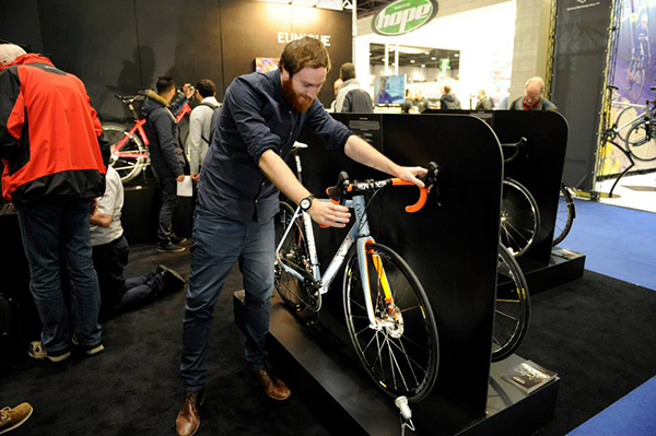 london bike show feira bicicleta londre