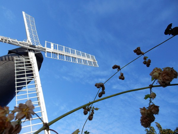 Brixton Windmill londres