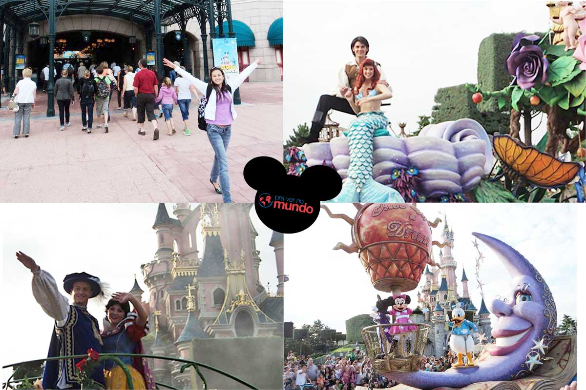 Disneyland Paris: toda a magia de Walt Disney World na Europa